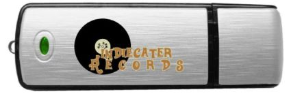 Indiecater USB Key