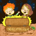 Indiecater Vol. 4 Front Cover
